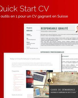 Quick Start CV
